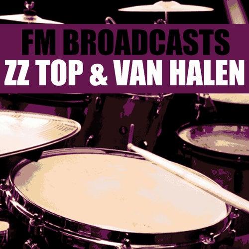 FM Broadcasts ZZ Top & Van Halen de ZZ Top