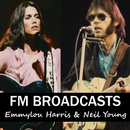 FM Broadcasts Emmylou Harris & Neil Young by Emmylou Harris