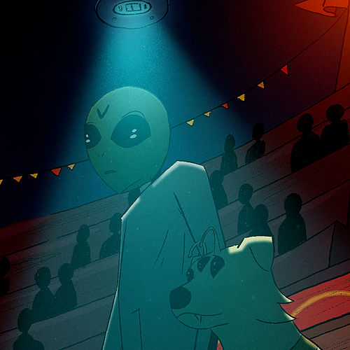 Alien by Dennis Lloyd