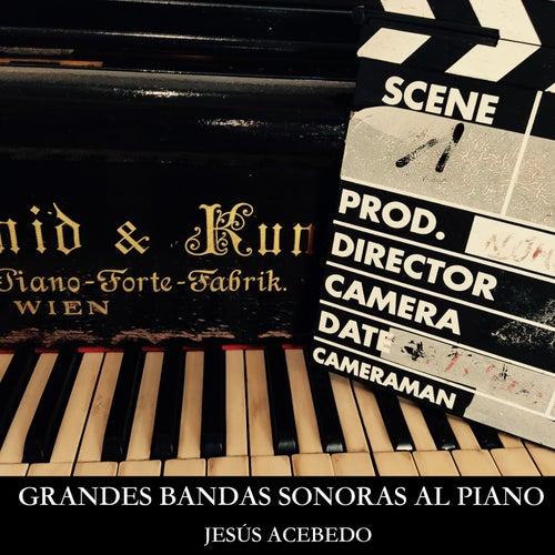 Grandes Bandas Sonoras al Piano by Jesús Acebedo