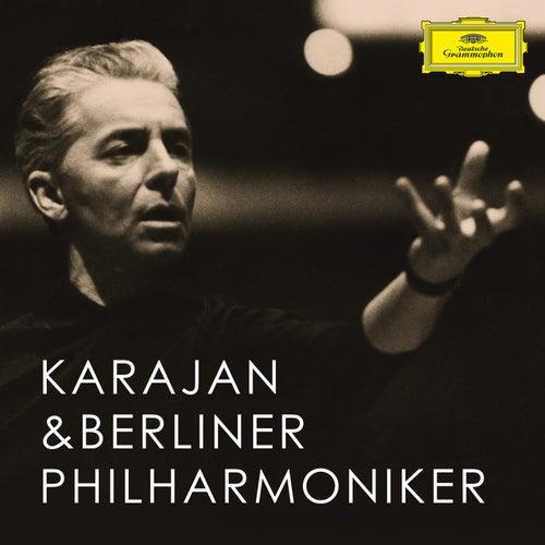Karajan & Berliner Philharmoniker de Herbert Von Karajan