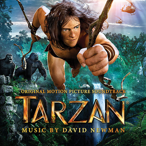 Tarzan (Original Motion Picture Soundtrack) de David Newman