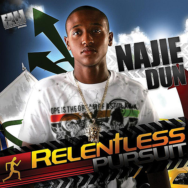 Relentless pursuit by Najie Dunn : Napster