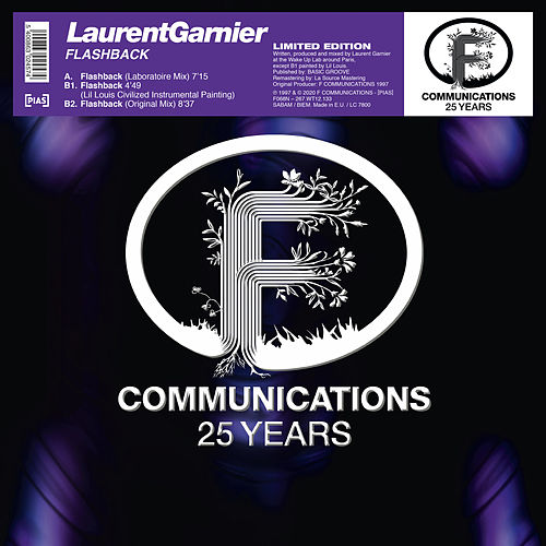 Flashback de Laurent Garnier