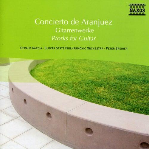 Rodrigo: Concierto De Aranjuez / Granados: 12 Danzas Espanolas (Excerpts) de Peter Breiner
