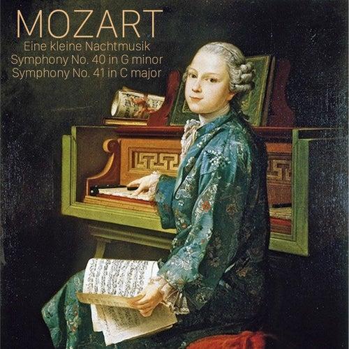 Mozart: Eine Kleine Nachtmusik/Symphonies by Karl Böhm