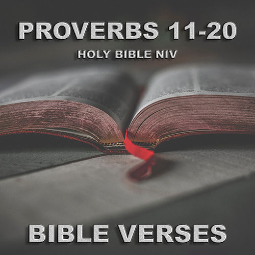 Holy Bible Niv Proverbs 11-20 by Bible Verses
