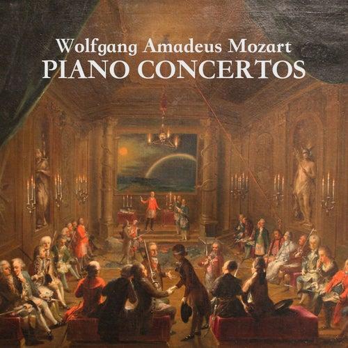 Mozart: Piano Concertos de Wilhelm Kempff