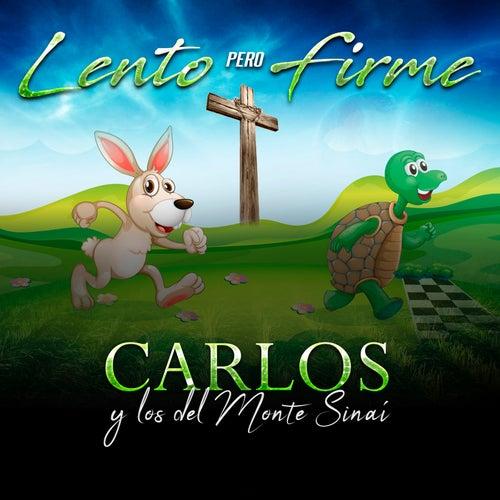 Lento Pero Firme de Carlos Y Los Del Monte Sinai