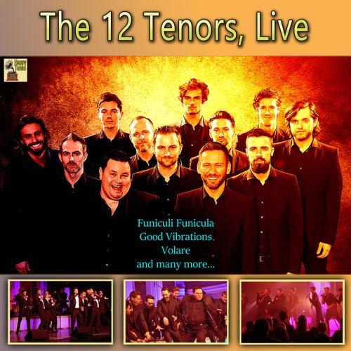 The 12 Tenors (Live) de The 12 Tenors