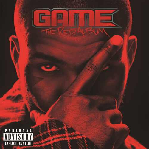 The R.E.D. Album von The Game