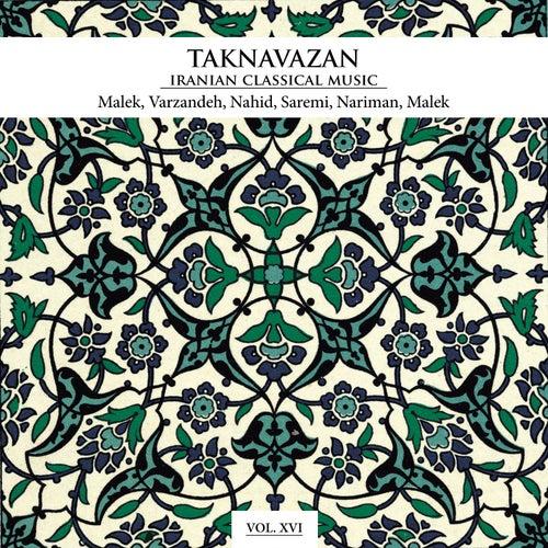 Taknavazan, Vol. XVI de Various Artists