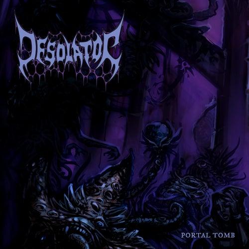 Portal Tomb by Desolator