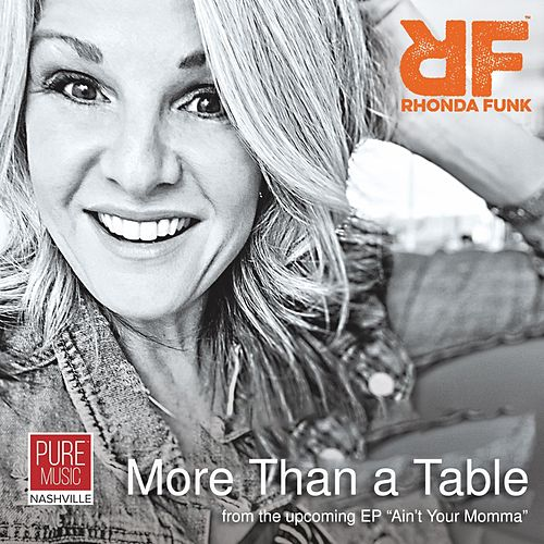 More Than a Table by Rhonda Funk