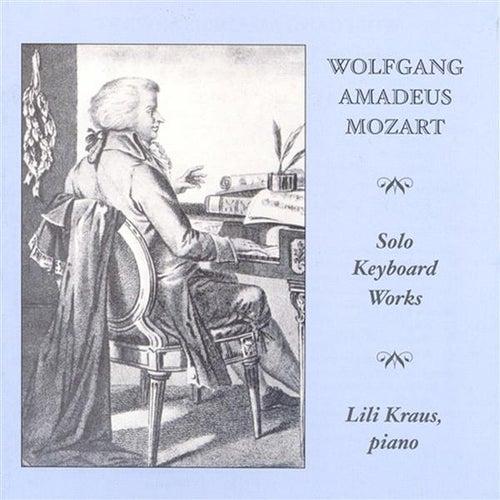 Mozart: Piano Works de Lili Kraus