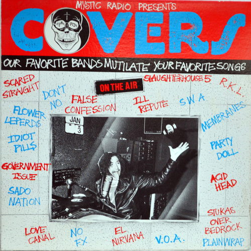 Mystic Covers von Various Artists