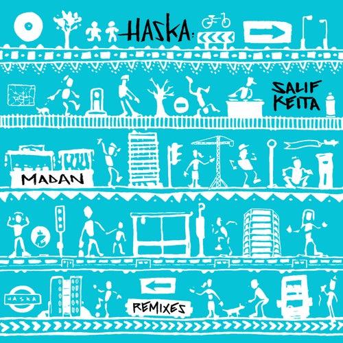 Madan (Remixes) by Haska
