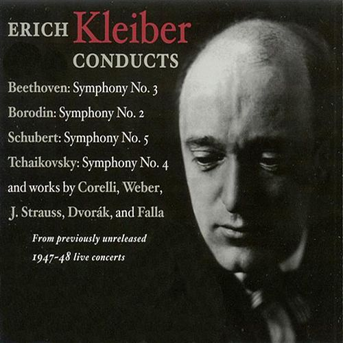 Orchestral Music - Beethoven, L. / Borodin, A. / Schubert, F. / Tchaikovsky, P.I. (Nbc Symphony, E. Kleiber) (1947-1948) by Various Artists