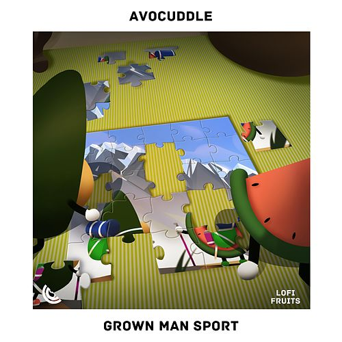 Grown Man Sport by Avocuddle
