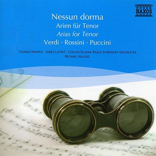 Nessun Dorma - Arias for Tenor de Various Artists