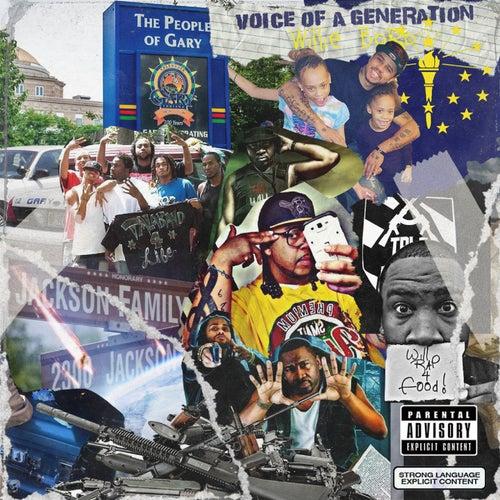 Voice of a Generation von Willie Bobo