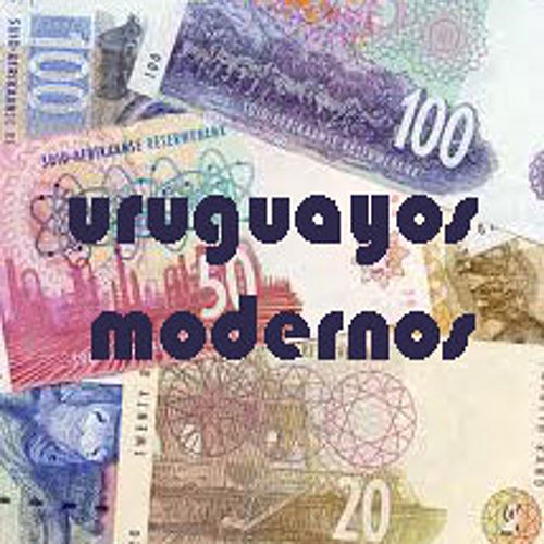 Uruguayos modernos de Various Artists