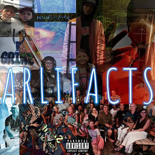 Arlifacts by Kelly Grinz