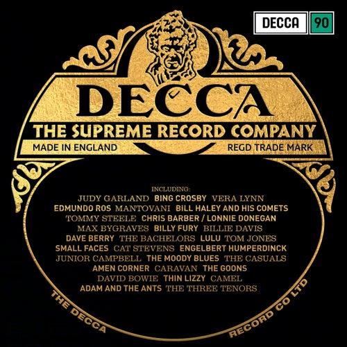 The Supreme Record Company de Various Artists