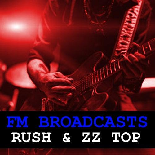 FM Broadcasts Rush & ZZ Top von Rush