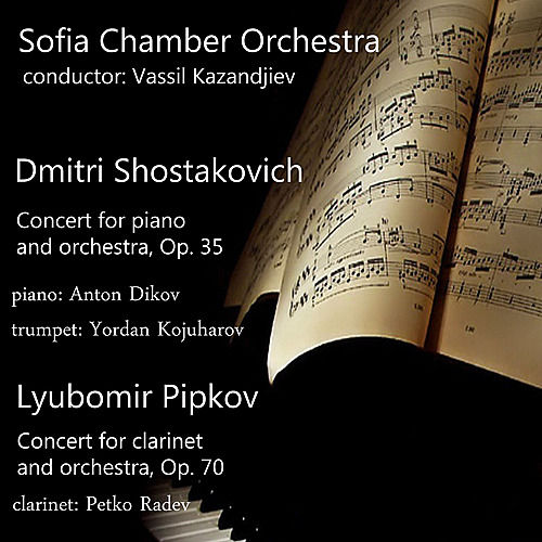 Concert for Piano and Orchestra, Op  35: 2  Lento by Vassil