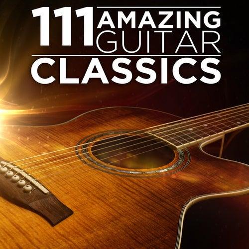 111 Amazing Guitar Classics de Various Artists
