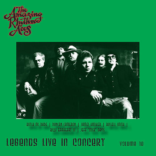 Legends Live in Concert (Live in Denver, CO, March 30, 1979) de The Amazing Rhythm Aces