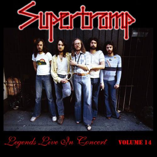 Legends Live in Concert (Live in Cleveland, OH, 1976) von Supertramp