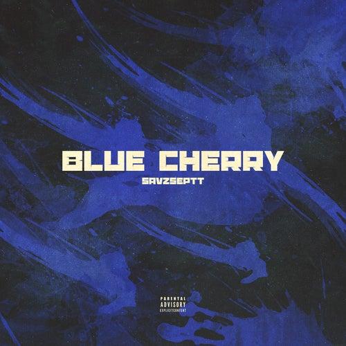 Blue Cherry by Savzseptt