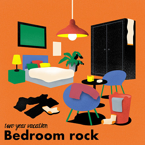 Bedroom Rock by Two Year Vacation