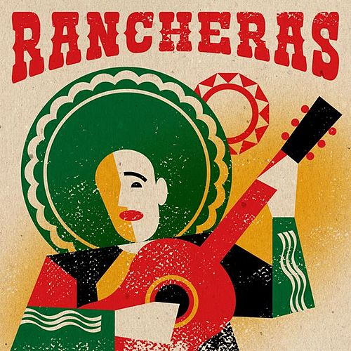 Rancheras de Various Artists