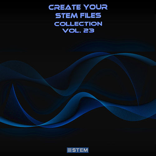 Create Your Stem Files Collection, Vol. 23 (Instrumental Versions And Tracks With Separate Sounds) by Express Groove