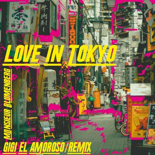 Love in Tokyo von Monsieur Blumenberg