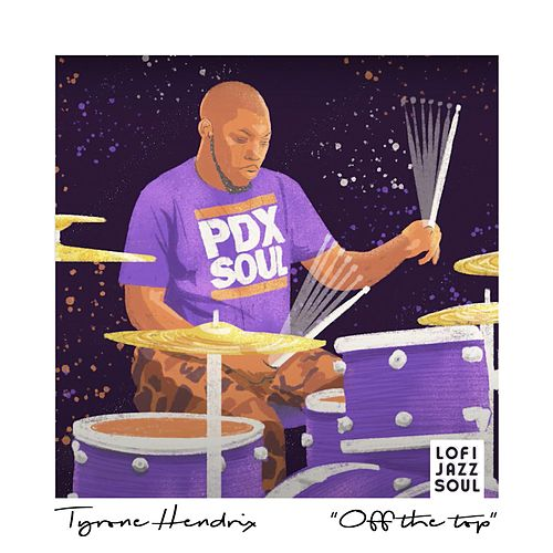 Off the Top (feat. Dom Phenom) by Tyrone Hendrix