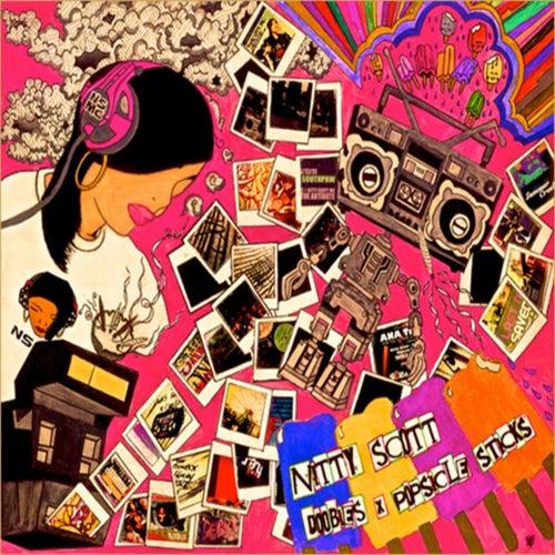 Doobies x Popsicle Sticks fra Nitty Scott