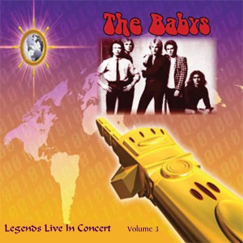 Legends Live in Concert (Live in Denver, 1980) von The Babys