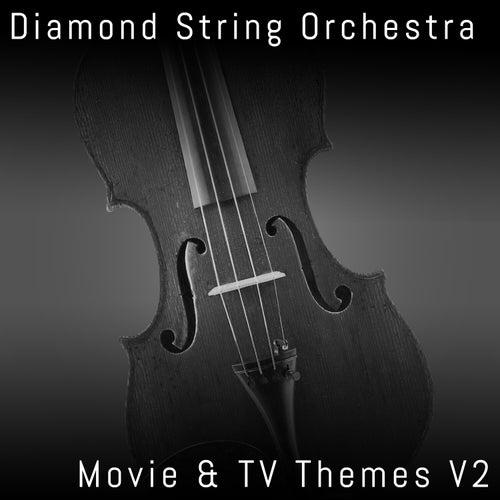 Movie & TV Themes, Vol. 2 von Diamond String Orchestra