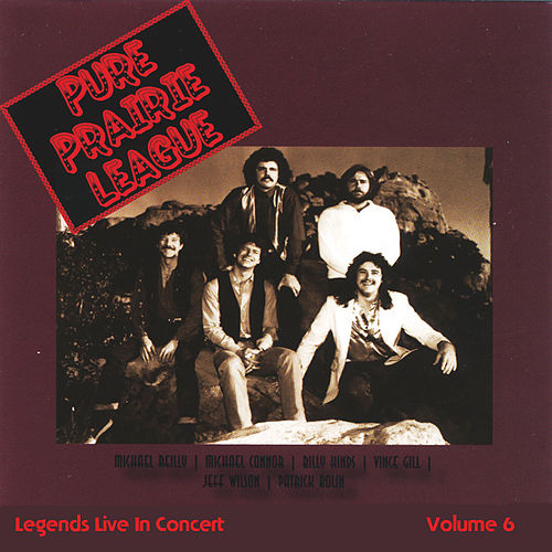 Legends Live in Concert (Live in Denver, CO, July 17, 1979) by Pure Prairie League