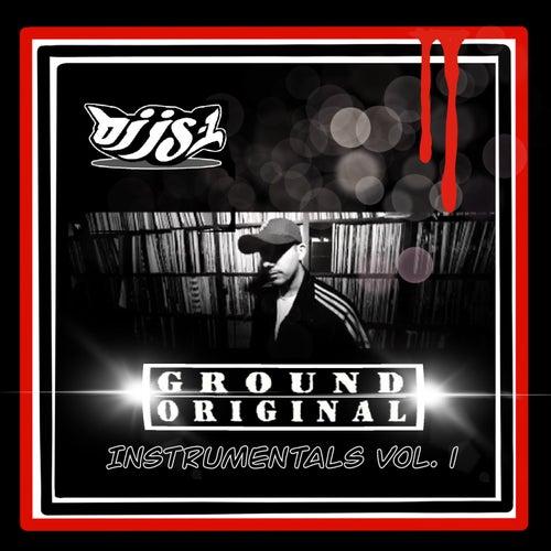 Ground Original Instrumentals Vol 1 von DJ JS-1