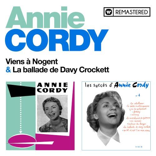 Viens à Nogent / La ballade de Davy Crockett (Remasterisé en 2020) by Annie Cordy