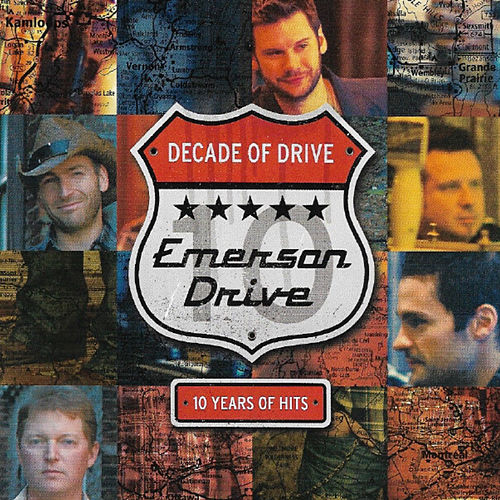 Decade of Drive (10 Years of Hits) von Emerson Drive