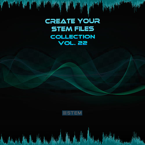 Create Your Stem Files Collection, Vol. 22 (Instrumental Versions And Tracks With Separate Sounds) von Express Groove