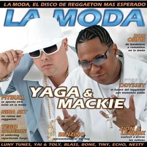 La Moda de Yaga Y Mackie