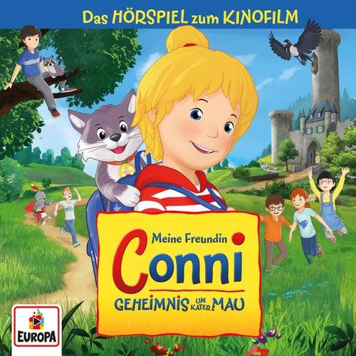 Geheimnis um Kater Mau - Hörspiel zum Kinofilm von Meine Freundin Conni
