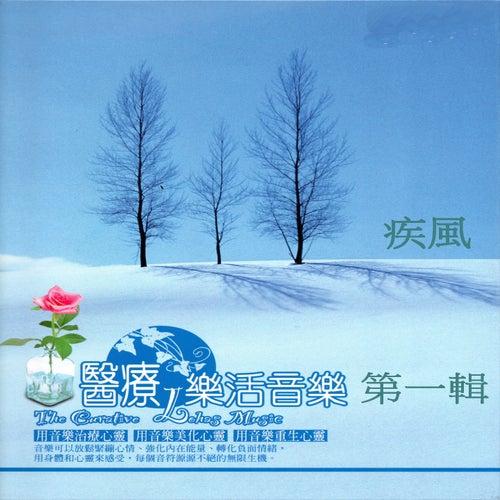 醫療 樂活音樂 疾風 第一輯 (用音樂治療心靈 用音樂美化心靈 用音樂重生心靈) by Mau Chih Fang